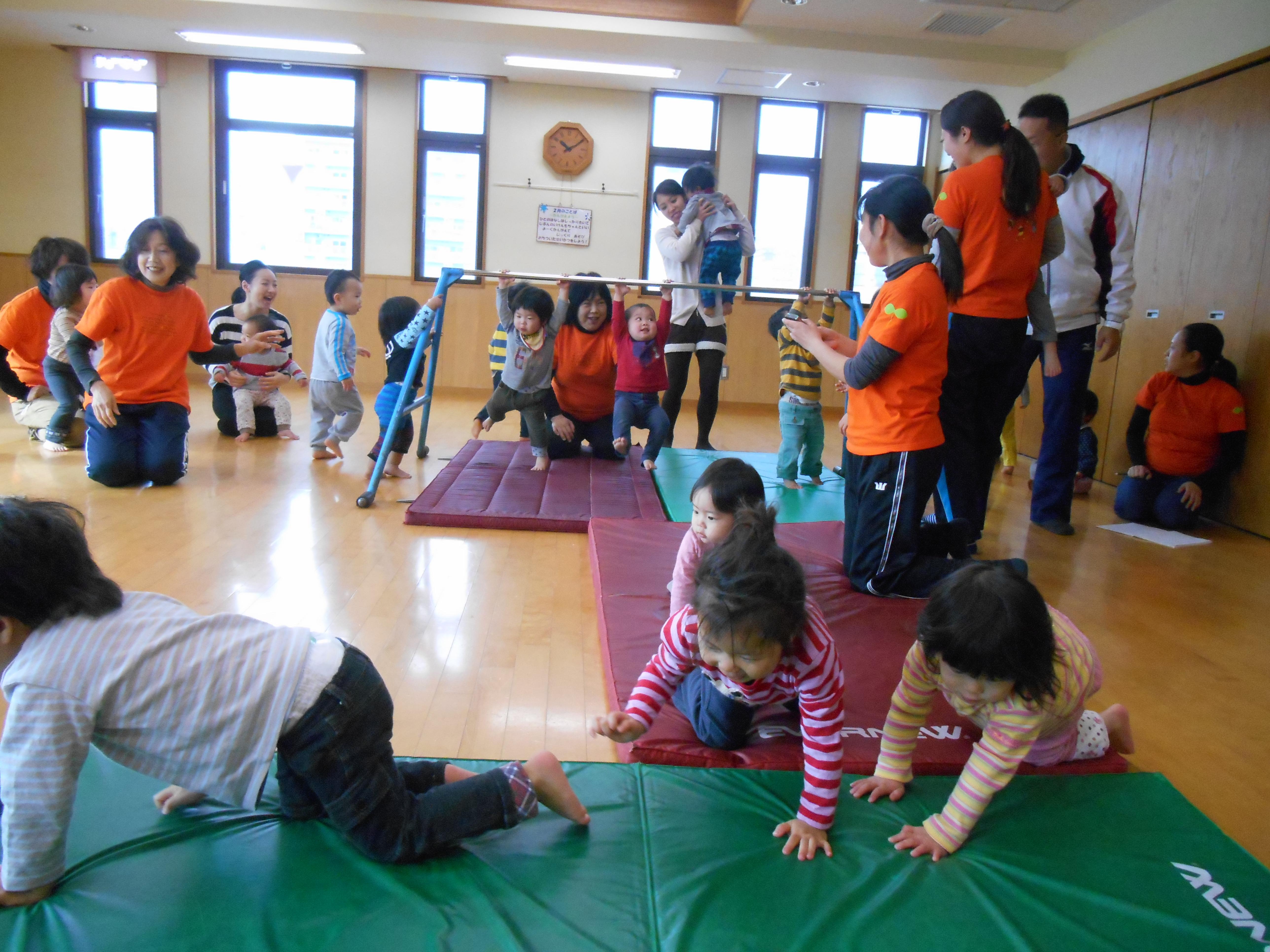 歳児 遊び 2 運動